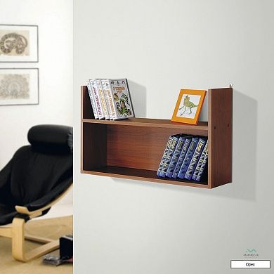 Полка для книг для гостиной купить в Екатеринбурге | Мебелька