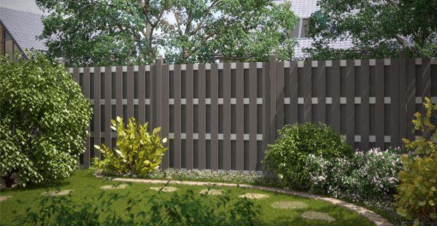 25+ ehdottomasti parasta ideaa pinterestissä: wpc zaun, Terrassen ideen