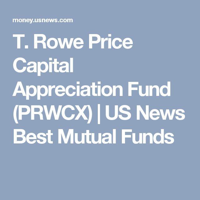T. Rowe Price Capital Appreciation Fund (PRWCX) | US News Best Mutual Funds
