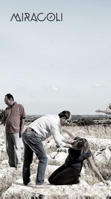#ilvangelodipasolini #MIRACOLI quadro coreografico di Giulio De Leo Foto©LaMokaCommunication  www.vangelopasolinimurgia.it