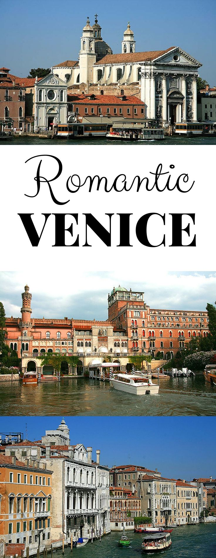 Can you ever get enough of Venice? Birthplace of Casanova, the city is nicknamed La Serenissima (the most serene). Here's our ode to romantic Venice...