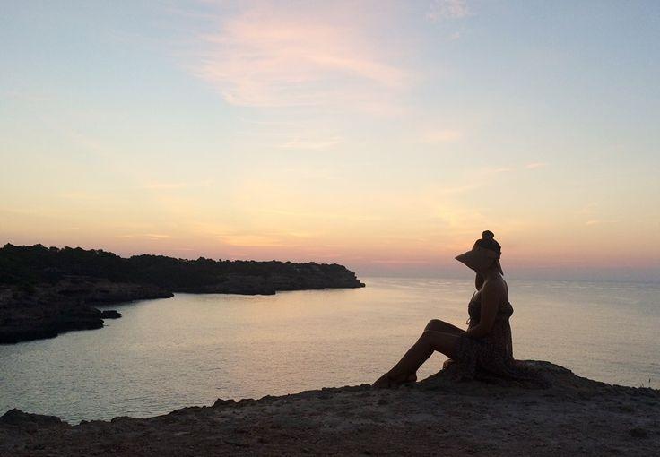 cala modragó, qué hacer en mallorca, igersmallorca, depilitva, depilación láser, soprano ice platinum, alma láser médica, amanecer en la playa, verano en mallorca, mallorca blog, blog mallorca