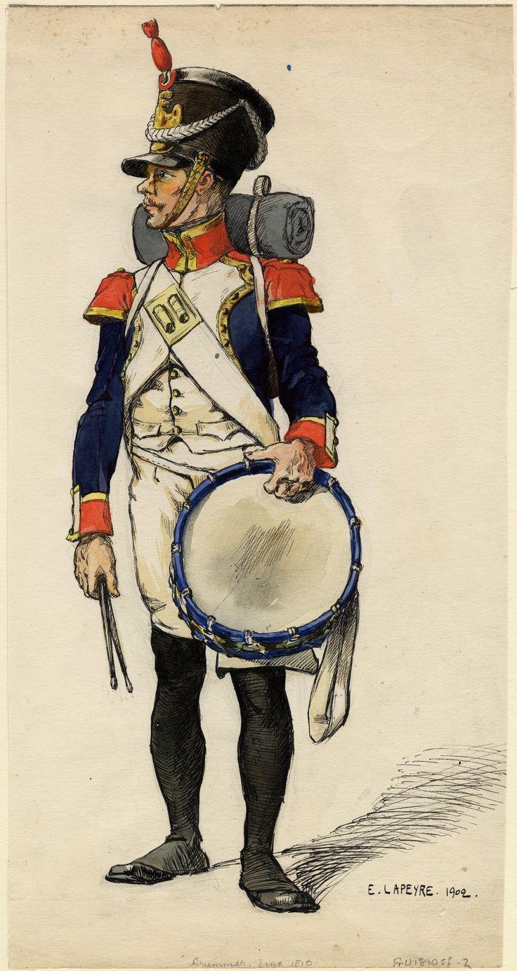 Tambour de fusiliers
