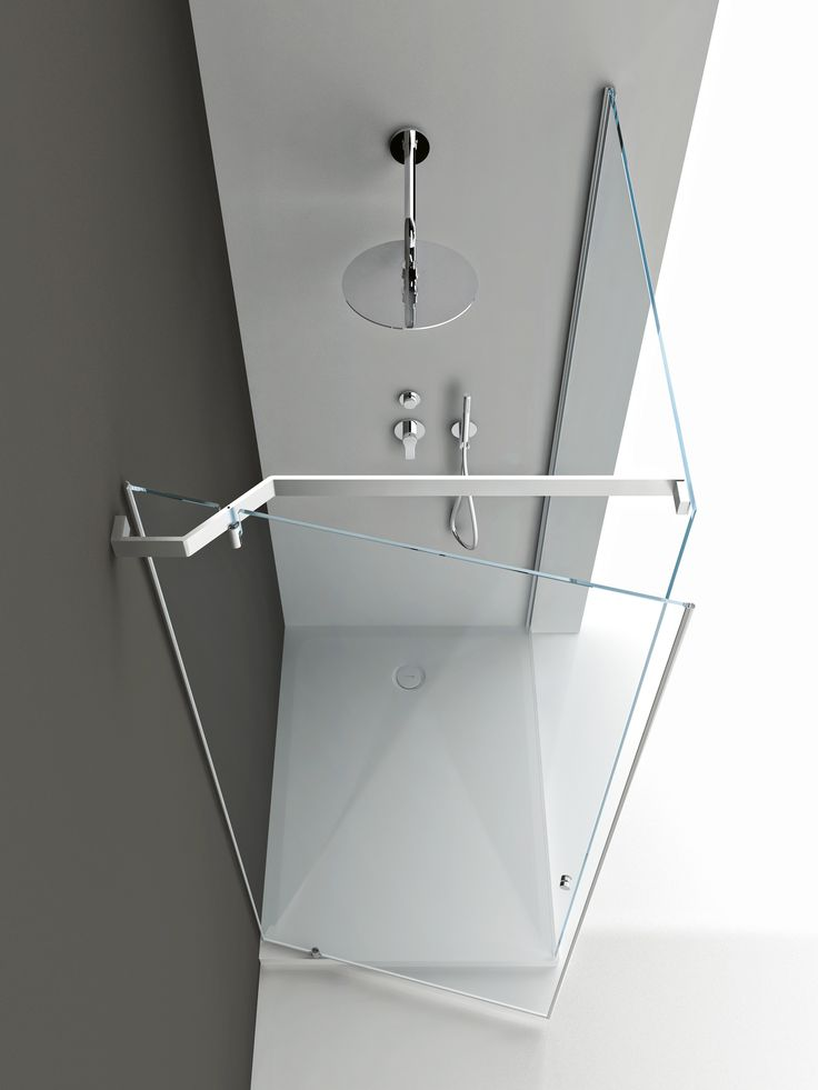 #bathroom design #interiors #minimalism #showers - by Boffi http://designapplause.com/2013/a-conversation-with-boffi-ceo-roberto-gavazzi/35232/