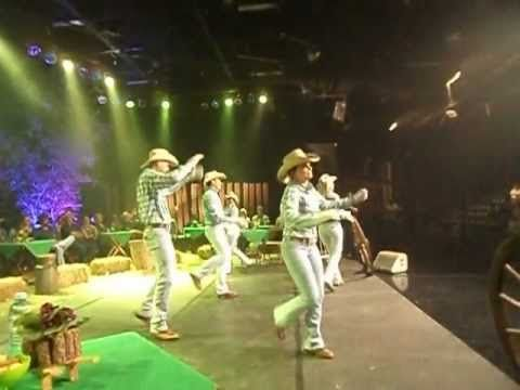 Montana Country Show  , the best  cowboys country dance Brasil