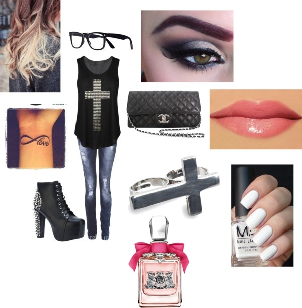 """""""Faith"""" by imyourheartattack on Polyvore"""