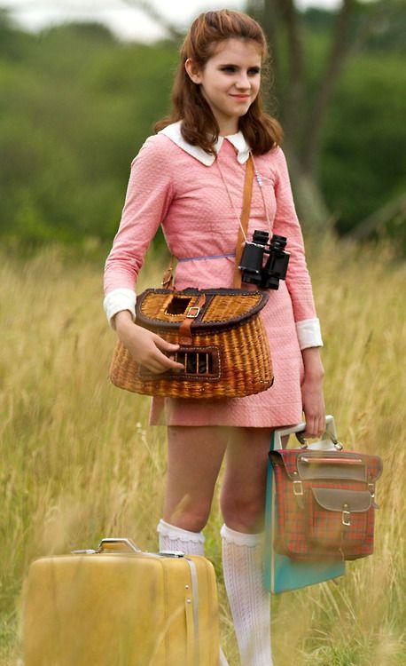 Kara Hayward as Suzy (Moonrise Kingdom, 2012)