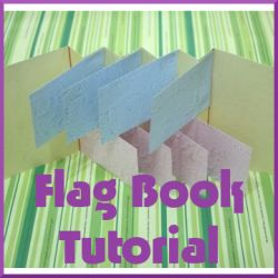A flag book looks tricky, but it's not really hard. These step by step photo instructions will teach you how to make a flag book that you can...