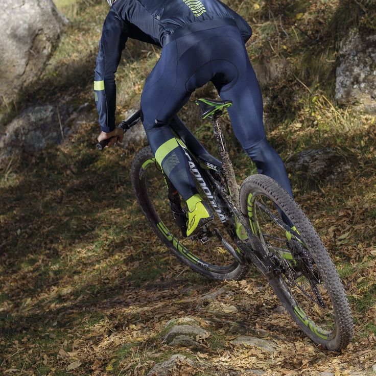 LONG-SLEEVED CYCLING JERSEY RACE 2018 (MAN) NAVY