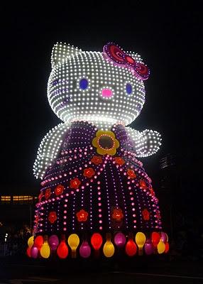 Hello Kitty Parade Float