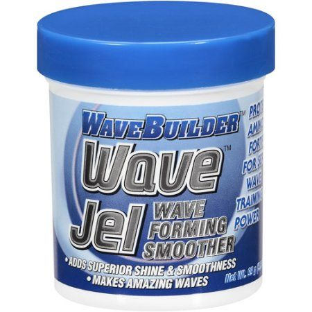 WaveBuilder Wave Jel Wave Forming Smoother, 3.5 oz