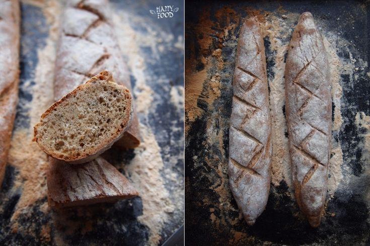 Ржаные хлебцы с травами и лавандой