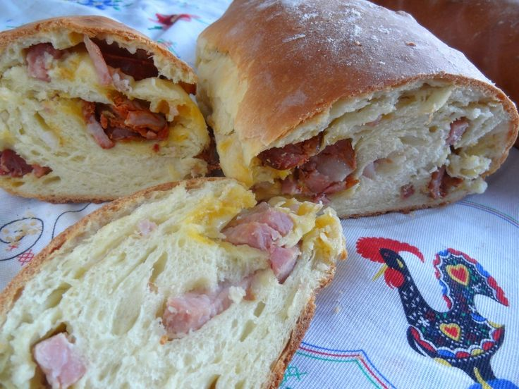 Folar de Chaves – Portuguese Artisan Meat Bread