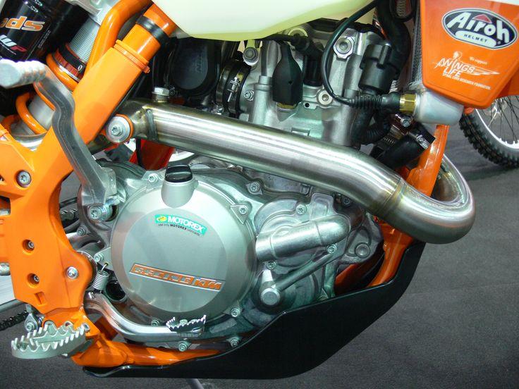 KTM 450 EXC 2015