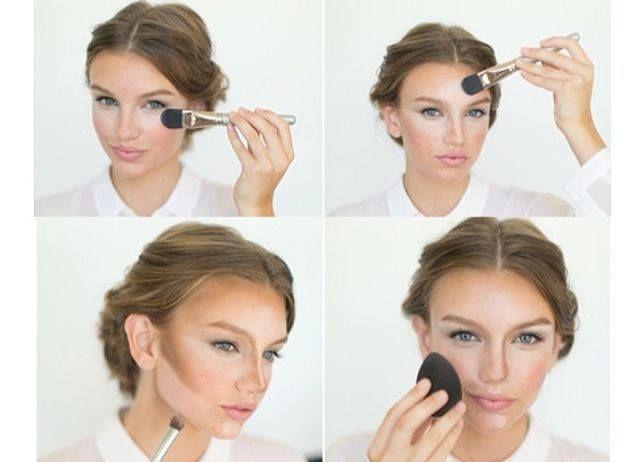 como maquillarte