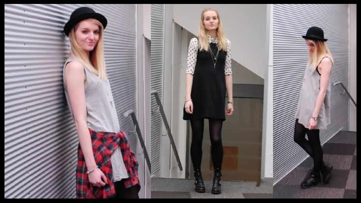 DIY T-shirt dress and style