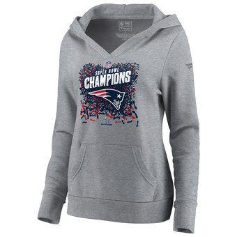 f18070c6 Women's New England Patriots NFL Pro Line by Fanatics Branded Steel ...