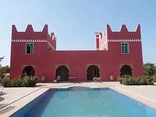 Nähe Agadir, Schwimmbad, gross. Garten, Stille, inter. Besichtigungen Ferienhaus in Agadir von @homeaway! #vacation #rental #travel #homeaway