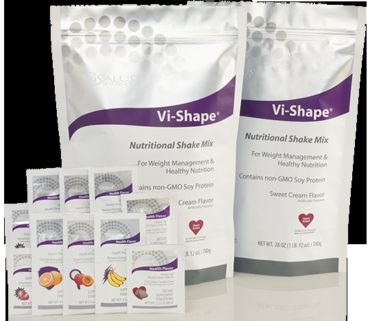 vi shape kit