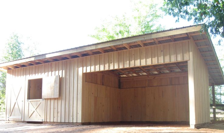 87 best barn images on pinterest horse stables horse for Small metal barns