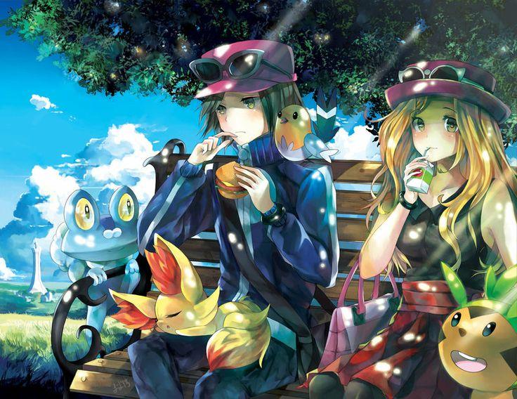 Image result for Pokemon adventures X trainer
