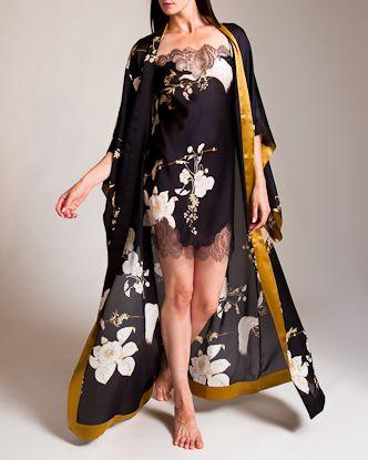 Carine Gilson: Imprime Oiseau Kimono