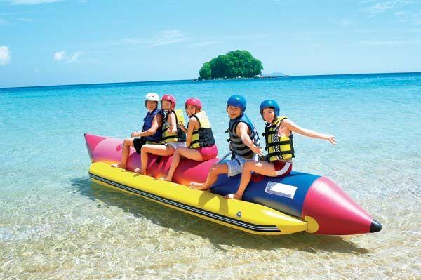 Banana Boat Bali