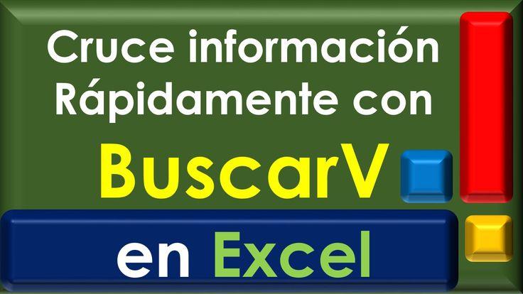 BUSCARV EN EXCEL | Aprenda a utilizar una de las funciones más útiles de...