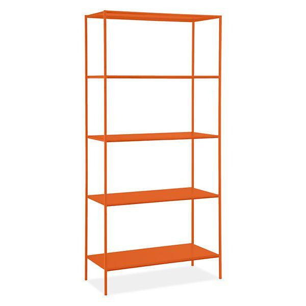 Room & Board - Slim 34w 15d 72h Bookcase