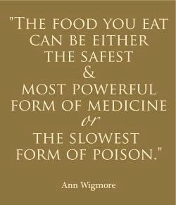 The Power of #Food