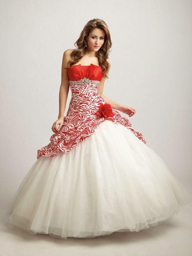 Lindos vestidos de 15 años estilo princesa | Moda 2014 ...