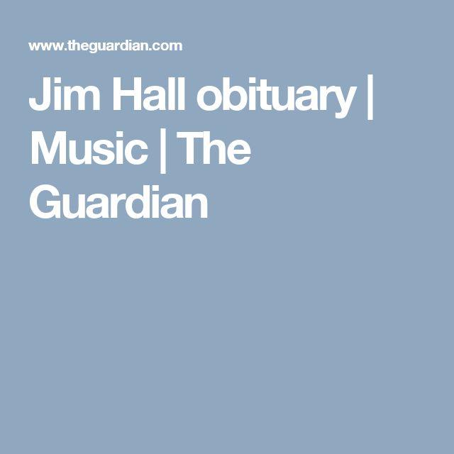 Jim Hall obituary | Music | The Guardian