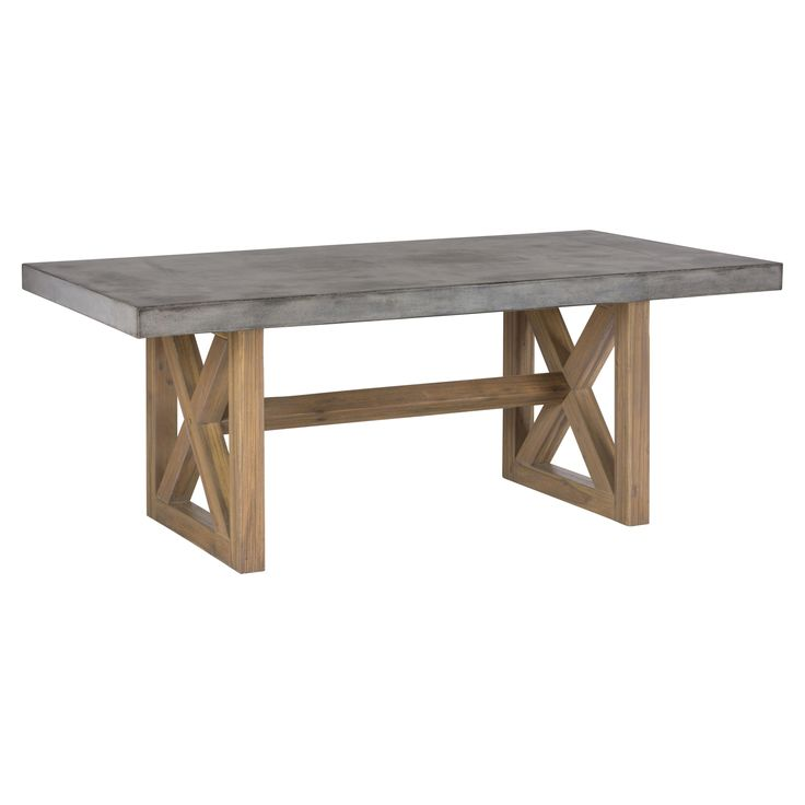 Found it at www.dcgstores.com - ♥ ♥ Boulder Ridge Rectangle Dining Table…
