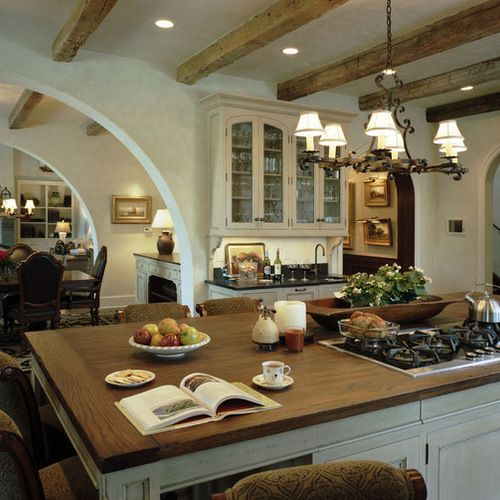 Kitchen Designs With Island Cooktop: 25 Best Kitchen Island With Cooktop Images On Pinterest