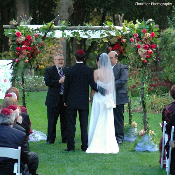 Outdoor Wedding Arch: Outdoor Wedding Arch