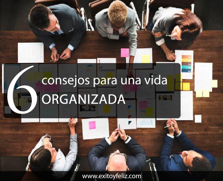 como ser una persona mas organizado consejos para mantener una vida organizada  #vidaorganizada #vidasimples # menteorganizada