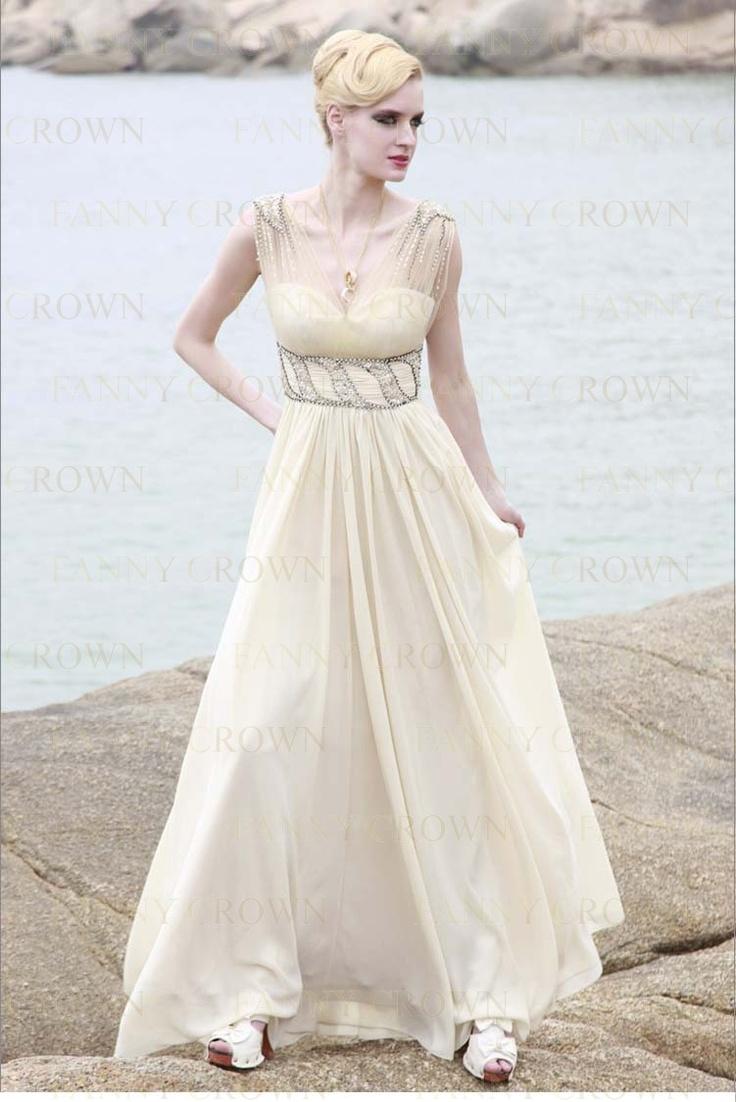 White cream homecoming dresses