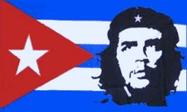 Che_Quevara_ Cuba_flag available from www.klicnow.com at low low prices