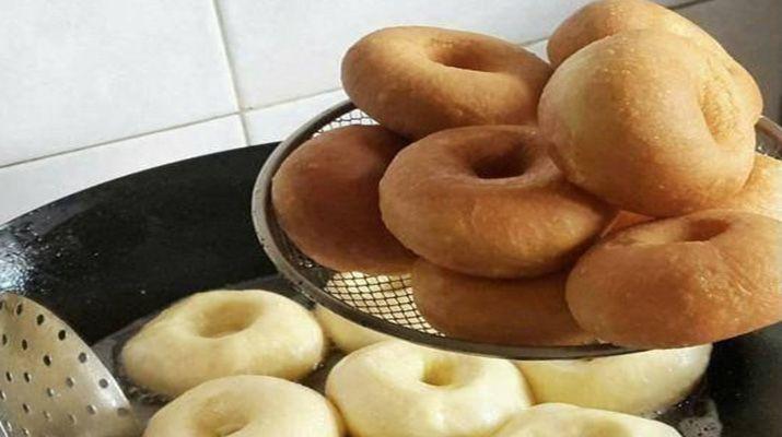 Несказанно вкусные пончики