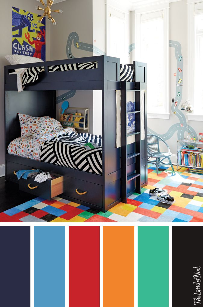 Space Saving Teens Bedroom Furniture: 583 Best Images About Boy's Room On Pinterest