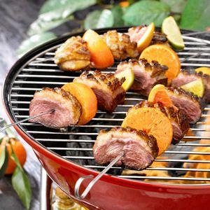 45 recettes de grillades et barbecue - vive l'été.