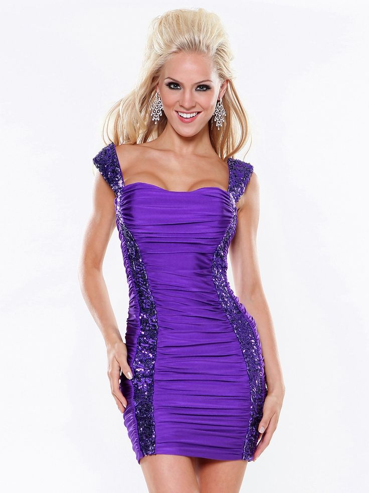 Mejores 298 imágenes de Cocktail Dresses en Pinterest | Vestidos ...