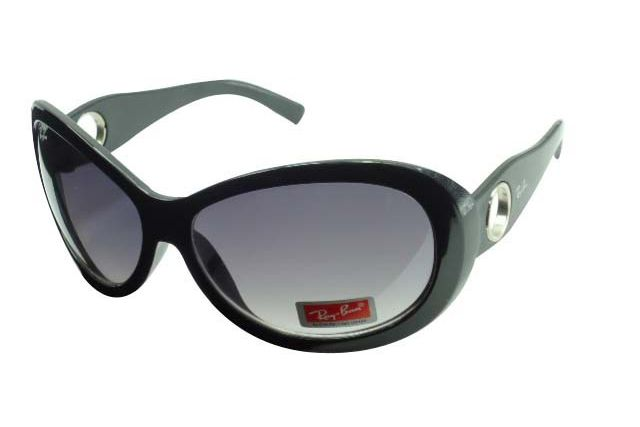 Ray Ban Jackie Ohh Fashion RB4101 Purple Black Sunglasses