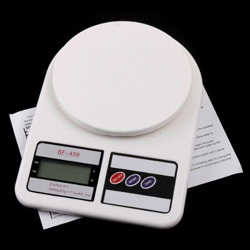 MINI Electronic Kitchen scale with strain-gauge sensor 5000g/1g
