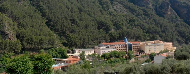 Hotel Spa Balneario de Arnedillo (La Rioja)