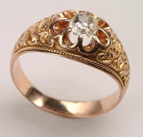 Unique Diamond Rings Uk