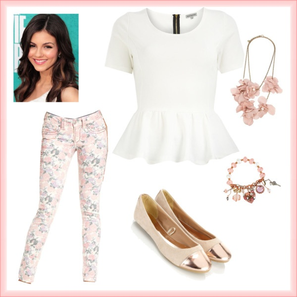"""""""Miss me Outfit"""" by antoniaofthetower on Polyvore"""