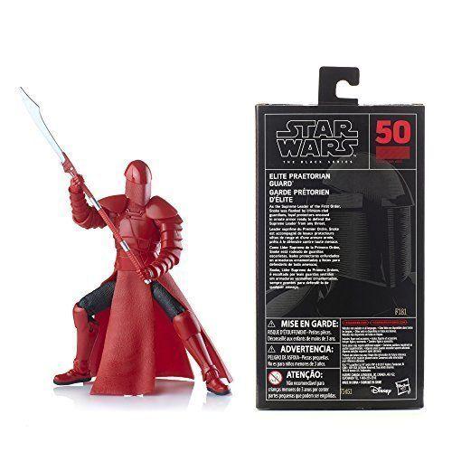 6 Inch Star Wars Black Series Action Figure Episode 8 Elite Praetorian Guard New #StarWars