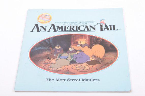 An American Tail: The Mott Street Maulers  Steven Spielberg