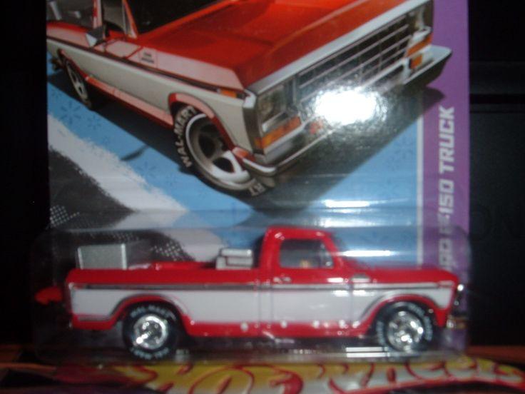 Hot Wheels Sam Walton 79 Ford F 150 Truck Exclusive Htf
